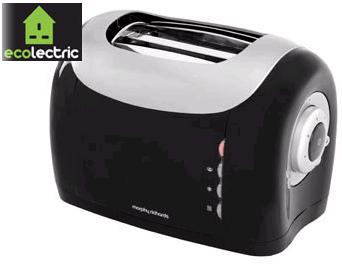 Ecolectric two-slice toaster