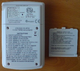 Electrisave Instructions