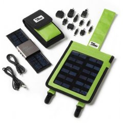 Freeloader Globetrotter solar charger with 1.5W solar panel