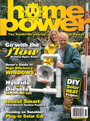 Home Power Magazine Guide to Micro-Hydro Power