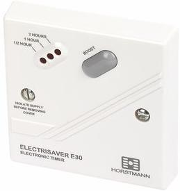 Horstmann Electrisaver E15 immersion boost timer timeswitch
