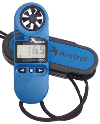 Kestrel 1000 Anemometer with Cover