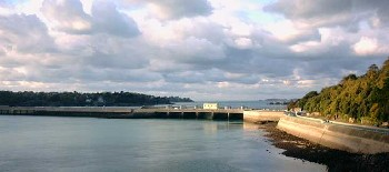 La Rance Tidal Power Plant - St. Malo, Brittany, France