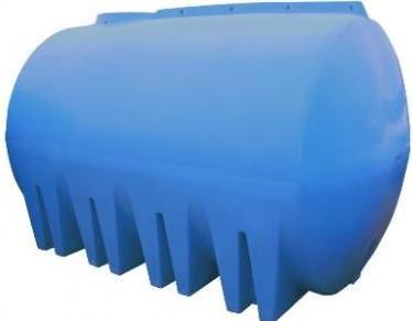 Large rainwater storage collection tank