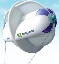 Magenn MARS wind turbine generator