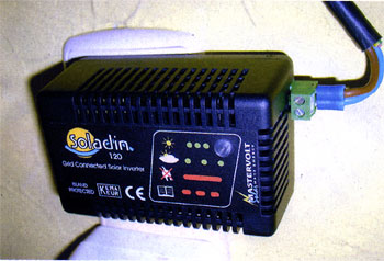 Mastervolt Soladin 120 Plug In Mini Inverter