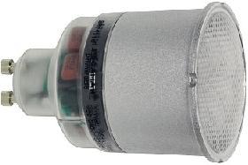 Dimmable Megaman GU10 CFL 11W spotlight