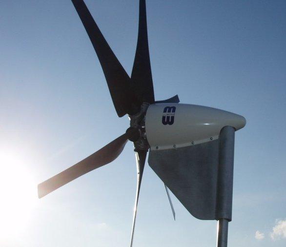 MiniWind Wind Turbines | REUK co uk