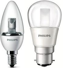 Philips Master LED dimmable light bulbs