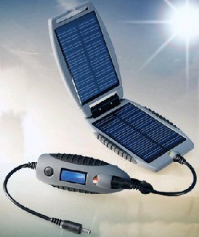 PowerMonkey-Explorer - Solar powered universal charger