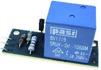 One channel relay card kit