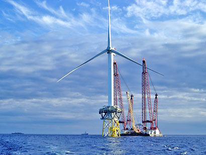 Calculate annual wind turbine energy output | Sustainable Energy World