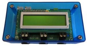 SCC-20 wind turbine charge controller with dump load controller