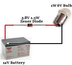 series-zener-diode-voltage-regulator jpgZener Diode Voltage Regulator