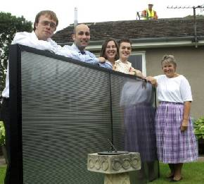 Solartwin solar heating system installers