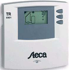 Steca TR-0301 Solar Water  Heating Pump Controller