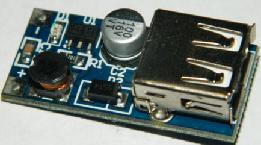 USB 5V DC Step up voltage converter