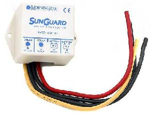 4 Amp MorningStar Sungard SG-4 Solar Charge Controller