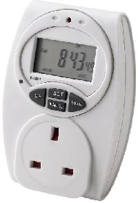 TE7 7-day electronic mains timer switch from Tesco