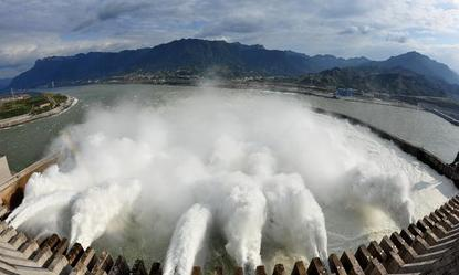 Three Gorges Dam Completed