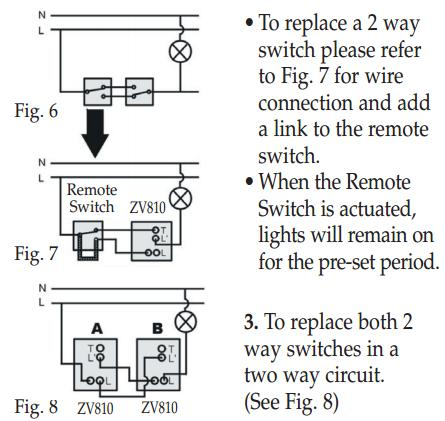two way switching motion sensor light switch motion sensor light switch reuk co uk presence detector wiring diagram at crackthecode.co