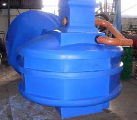 5000 litre underground rainwater storage tank