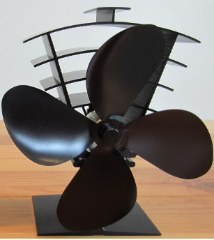 Valiant PremiAIR 4 heat powered stove fan