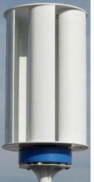 Vertical Wind Turbine Generator Blades - Wind