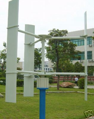 Buy a VAWT Vertical Wind Turbine - Wind