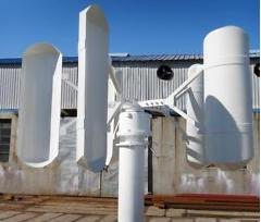 Vertical axis wind turbine generators for sale on ebay