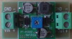 Adjustable Step Up Voltage Regulator
