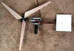 Chispito DIY Wind Turbine Plans