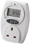 Convert Digital Mains Timer To Low Voltage