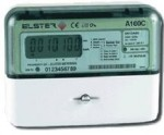 Flashing LED on Electricity Meter