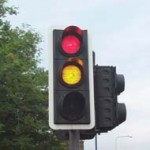 UK Traffic Lights 57000 Tonnes Of CO2
