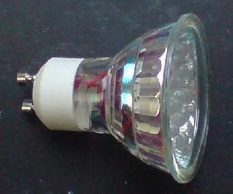 GU10 1 Watt Energy Efficient LED spotlight bulb
