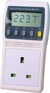 KILL A WATT. Plug in Mains Power and Energy Monitor