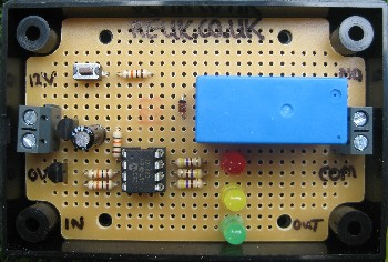 REUK Super Timer - User programmable repeating relay timer