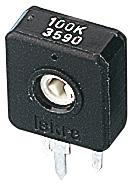 Variable resistor - potentiometer