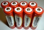 Rechargeable Batteries - AANIMH (Vapextech)