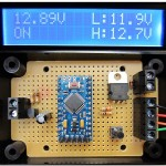 Low Voltage Disconnects LVD - REUK PROGRAMMABLE LOW VOLTAGE DISCONNECT WITH DISPLAY