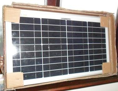 20 watt PV solar panel special offer