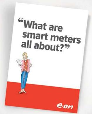 smart meters installation in the UK