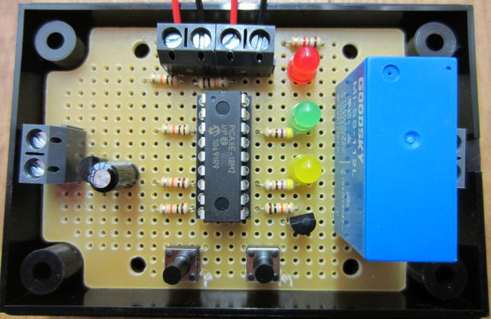 Project Of The Day Swimming Pool Solar Water Heating Controller With Max Temperature