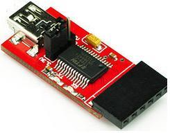 ftdi basic breakout board for arduino pro mini