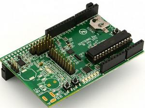GertDuino board to expand Raspberry Pi