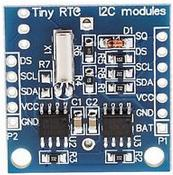 arduino rtc real time clock module