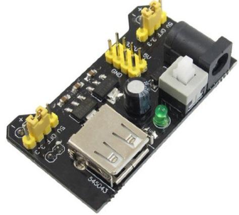 Solderless Power Supply Module For Breadboard Reuk Co Uk